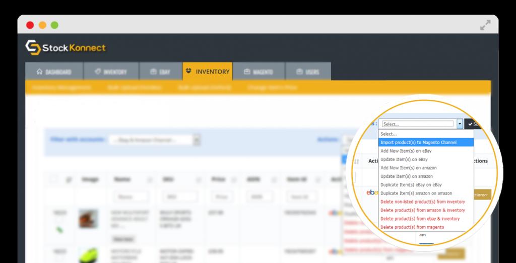 listing management software