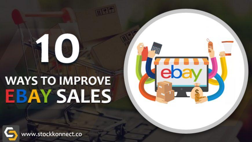 10 Ways to Improve eBay Sales