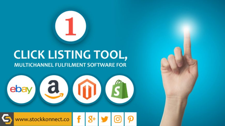1 Click Listing Tool – Multichannel Fulfilment Software